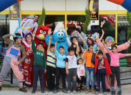 Animasyon Ekibi Eşliğinde Açılış Organizasyonu İzmir