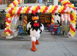 Balon Süsleme ve Çizgi Film Maskotları Kiralama İzmir