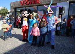 Palyaço ve Çizgi Film Maskotları Kiralama İzmir Açılış Organizasyonu