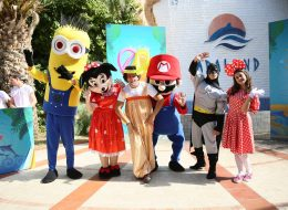 İzmir Açılış Organizasyonu Maskot Kiralama