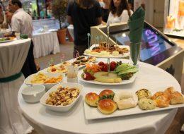 Tatlı ve Tuzlu İkramlıklar Sunumu Açılış Organizasyonu İzmir