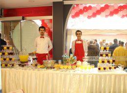 İçecek Barı Kurulumu Kokteyl Organizasyonu İzmir