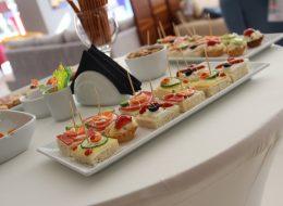 Tuzlu İkramlıklar Açılış Organizasyonu Catering Menüleri İzmir