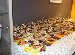 Catering İkramları Kokteyl Organizasyonu İzmir