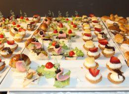 İkram ve Catering Hizmeti Açılış Organizasyonu İzmir