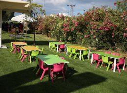 Çocuk Masa ve Sandalyesi Kiralama İzmir