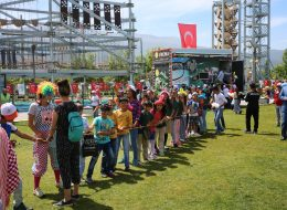 Halat Çekme Yarışı Şenlik Organizasyonu İzmir