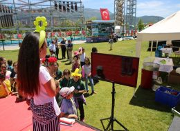 Şenlik Organizasyonu Karaoke Etkinliği İzmir