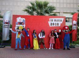 Kostümlü Karakterler ve Çizgi Film Maskotları Kiralama