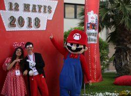 Yıl Dönümü Etkinlikleri Pelüş Maskot Kiralama İzmir