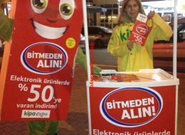 Yürüyen Reklamlar Kiralama İzmir Stand ve Tanıtım Hizmetleri