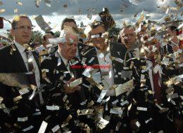 Protokollü Açılış Organizasyonu Konfeti Atımı İzmir Organizasyon