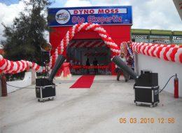 İzmir Açılış Organizasyonu Gazlı Konfeti Atımı İzmir Organizasyon
