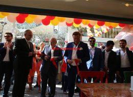 İzmir Kebo Açılış Organizasyonu Konfeti Atımı İzmir Organizasyon