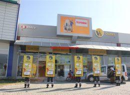 Açılış Organizasyonu Reklam Aktiviteleri Yürüyen Reklamlar Kiralama İzmir