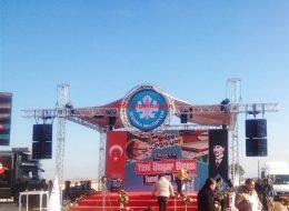 Manisa Temel Atma Töreni Organizasyonu İzmir Organizasyon