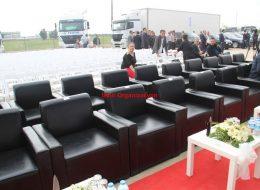 Koltuk ve Loca Kiralama İzmir Organizasyon
