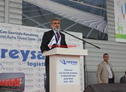 Reysaş Açılış Organizasyonu Kürsü Temini İzmir Organizasyon