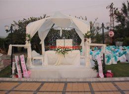 Nikah Masası Tül ve Çiçek Süsleme Hizmeti İzmir