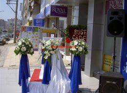 Çiçek ve Kumaş Süsleme İzmir Organizasyon