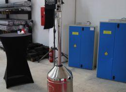 Palmiye soba dış mekan ısıtıcı kiralama izmir organizasyon