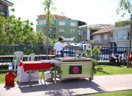 Nostaljik Satıcılar Kiralama Lokmacı Temini İzmir