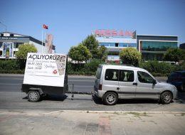 Sesli Anons Aracı Kiralama Açılış Organizasyonu İzmir