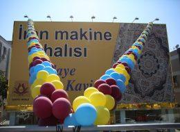 Zincir Balon Süsleme İzmir Organizasyon