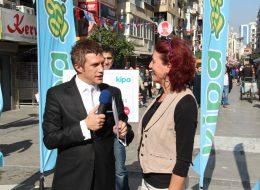 Bayrak Süsleme ve Mc Show Temini İzmir