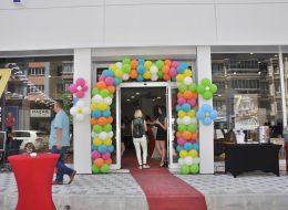 Papatya Balon Süsleme Açılış Organizasyonu