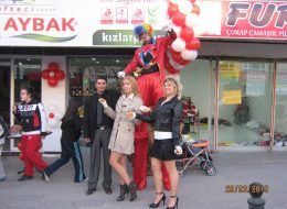 Kızlarpınarı Çiğ Köfteci Açılış Organizasyonu İzmir Organizasyon
