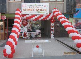 Bursa Çiğ Köfteci Açılış Organizasyonu İzmir Organizasyon