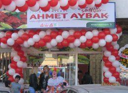 Ahmet Aybak Menemen Açılış Organizasyonu Palyaço Gösterisi İzmir Organizasyon