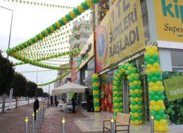 İzmir Açılış Organizasyonu Balon Süsleme