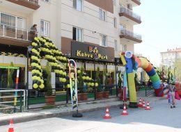 Bayrak ve Balon Süslemeleri İzmir Açılış Organizasyonu