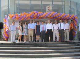 Denizli Açılış Organizasyonu Zincir Balon Süsleme