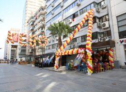 Özel Şekilli Balon Süslemeleri İzmir