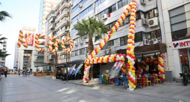 Balon Süsleme İzmir Organizasyon