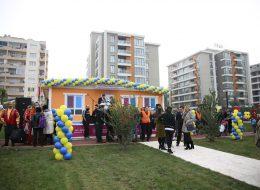 Eğitim Kurumları Açılış Organizasyonu Balon Süsleme İzmir