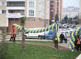 Papatya Balon ve Zincir Balon Süsleme İzmir Açılış Organizasyonu