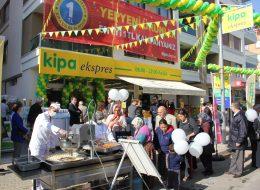Baskılı Balonlar ve İzmir Lokma Dağıtımı Açılış Organizasyonu