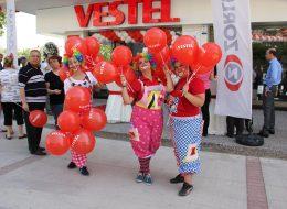 Baskılı Balon Temini ve Baskılı Balonların Dağıtımı İzmir Açılış Organizasyonu