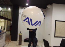 Tek Yönlü Baskılı Balon Temini İzmir Açılış Organizasyonu