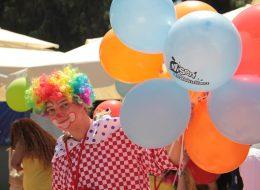 Firma Yıl Dönümü Etkinlikleri Baskılı Balon Dağıtımı İzmir