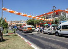 Bayrak Süsleme İzmir Açılış Organizasyonu