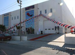 Üçgen Bayrak ve Zincir Balon Süsleme İzmir Açılış Organizasyonu