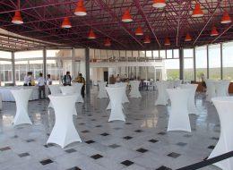 Mağaza Açılış Organizasyonu Bistro Masa Kiralama İzmir