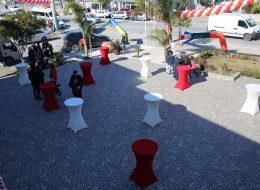 Açılış Organizasyonu Kokteyl Masası Kiralama İzmir