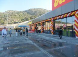 Baumax Yapı Market Açılış Organizasyonu Balon Süsleme İzmir Organizasyon