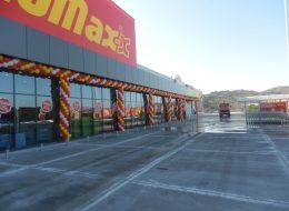Bodrum Baumax Yapı Market Açılış Organizasyonu Balon Süsleme İzmir Organizasyon